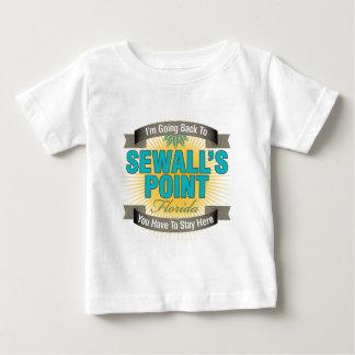 Estoy volviendo (el punto de Sewall) Camisas
