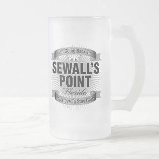 Estoy volviendo (el punto de Sewall) Tazas