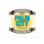 Estoy volviendo (la ciudad de la palma) postales