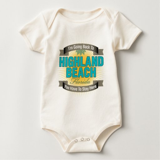 Estoy volviendo (la playa de la montaña) mamelucos de bebé