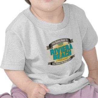 Estoy volviendo (la playa de Riviera) Camisetas