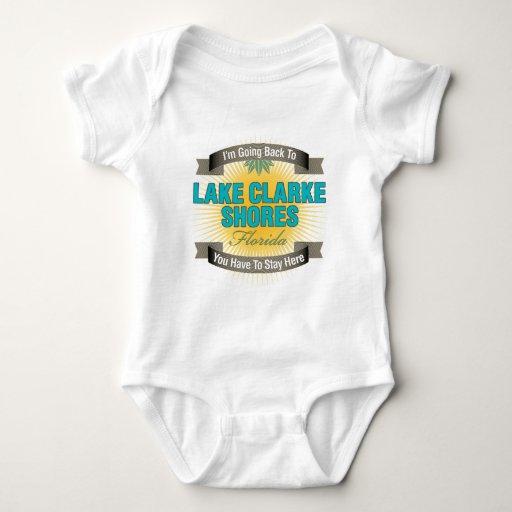 Estoy volviendo (las orillas de Clarke del lago) Body Para Bebé