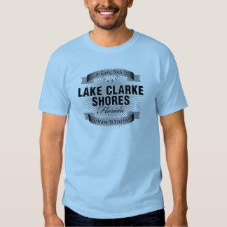 Estoy volviendo (las orillas de Clarke del lago) Remera