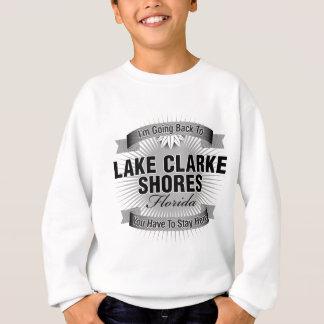 Estoy volviendo (las orillas de Clarke del lago) Sudadera