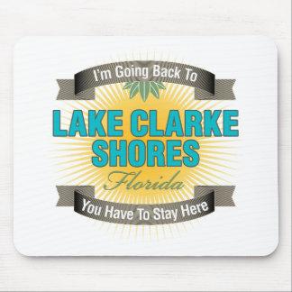 Estoy volviendo (las orillas de Clarke del lago) Tapete De Ratones
