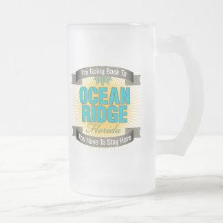 Estoy volviendo (océano Ridge) Taza De Café