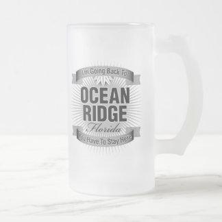 Estoy volviendo (océano Ridge) Tazas