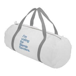 Estoy votando por las chorreadoras 2016 de Bernie Bolsa De Deporte