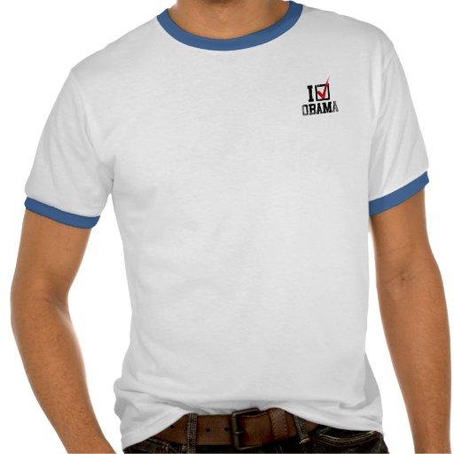 ESTOY VOTANDO POR OBAMA Vintage.png Tshirt