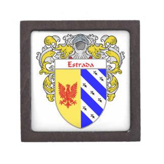 Estrada Coat of Arms/Family Crest Gift Box