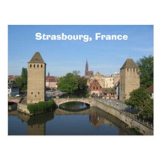 Estrasburgo, Francia Postal