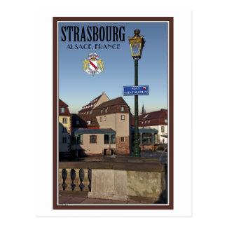 Estrasburgo - Pont San Martín Tarjetas Postales