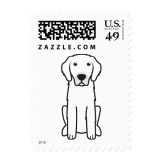 Estrela Mountain Dog Postage Stamps