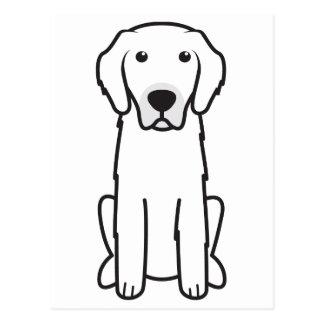 Estrela Mountain Dog Postcard