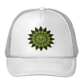 Estrella #1 de la joya de la estrella del irlandés gorras