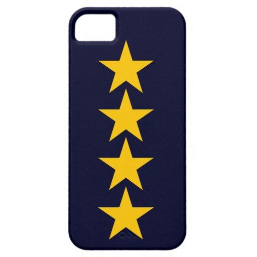 estrella 4 iPhone 5 coberturas