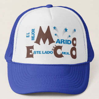 Estrella 5 Marido o© Castillo Trucker Hat