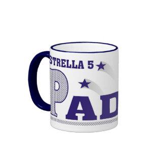 Estrella-5 Padre© - Mug