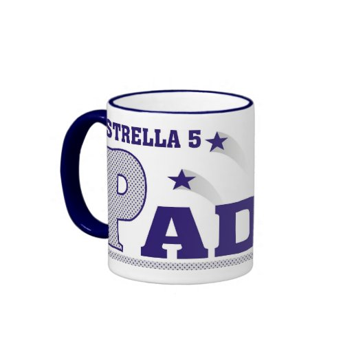 Estrella-5 Padre© - taza