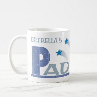 Estrella-5 Padrino© - Taza