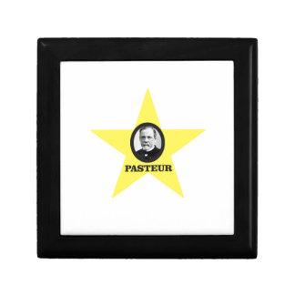 estrella amarilla Pasteur Joyero Cuadrado Pequeño