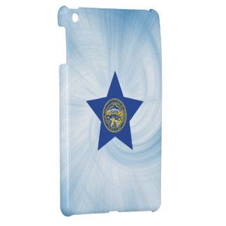 Estrella amistosa de la bandera de Nebraska del