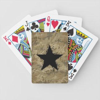 Estrella, artística barajas de cartas