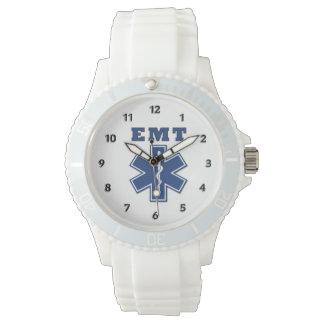 Estrella azul de EMT de la vida Reloj