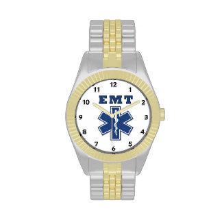 Estrella azul de EMT de la vida Relojes De Mano