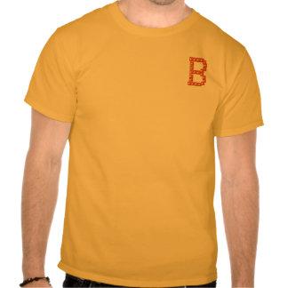 Estrella B, regalos del equipo B Camisetas