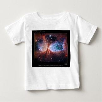 Estrella bipolar que forma la nebulosa de poleras