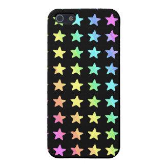 Estrella brillante iPhone 5 cárcasa