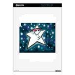 Estrella Calcomanía Para iPad 2