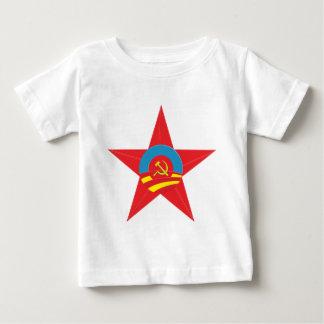 Estrella comunista de Obama Playera