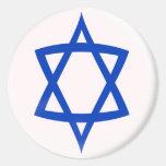 estrella de 20 pequeña pegatinas de la bandera de etiqueta redonda