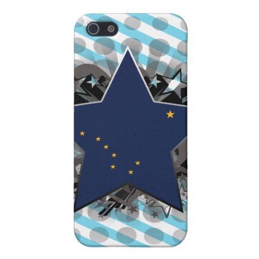 Estrella de Alaska iPhone 5 Carcasa