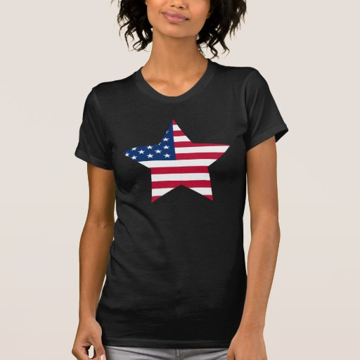 Estrella de América T Shirt