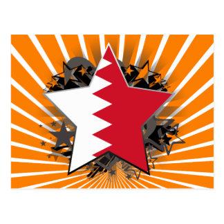 Estrella de Bahrein Postal