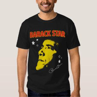 Estrella de Barack - Barack Obama la estrella del Playera