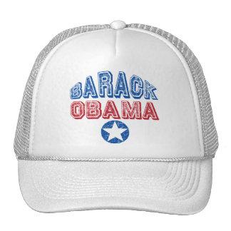 Estrella de Barack Obama Gorro De Camionero