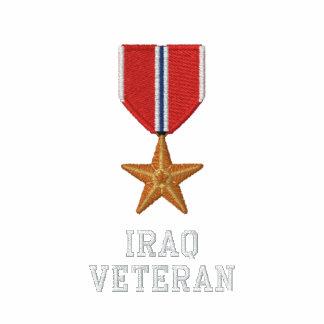 Estrella de bronce Iraq Polo Bordado