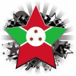 Estrella de Burundi Esculturas Fotográficas