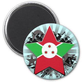Estrella de Burundi Iman Para Frigorífico