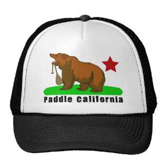 Estrella de California de la paleta Gorra