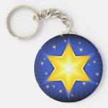 Estrella de David Llaveros