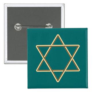 Estrella de David para la barra Mitzvah o el palo  Pin