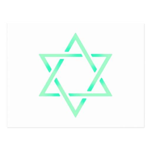 Estrella de David Postales