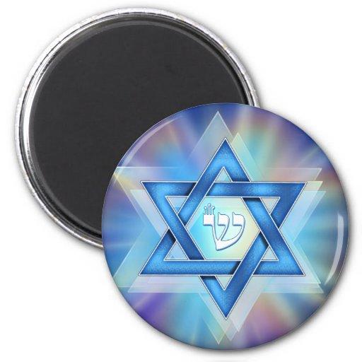 Estrella de David radiante Iman