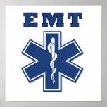 Estrella de EMT de la vida Poster