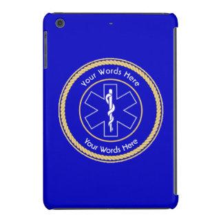 Estrella de EMT del universal del escudo de la Fundas De iPad Mini